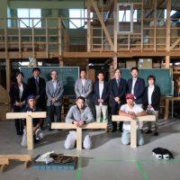 ポリテクカレッジ北海道大工棟梁検定