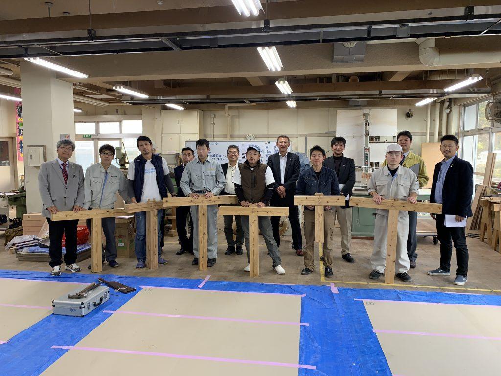 宮城県平成の大工棟梁検定