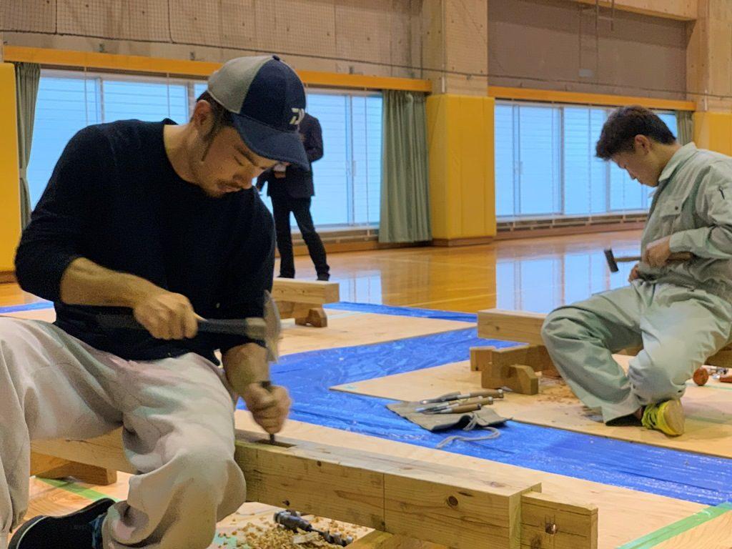 平成の大工棟梁検定新潟開催