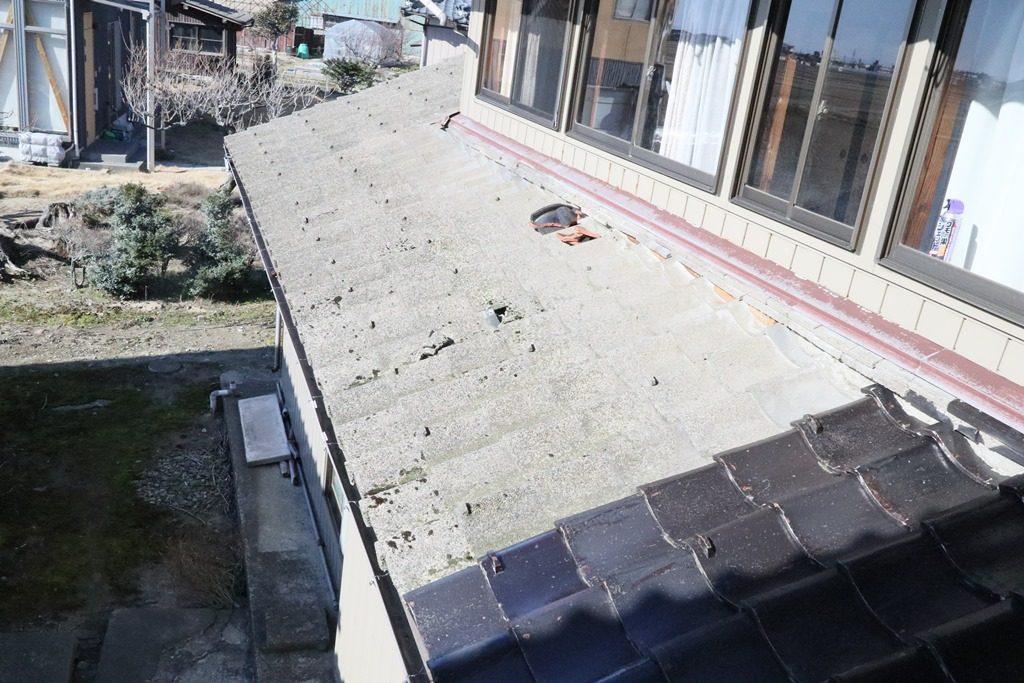 新潟市南区で古民家鑑定と耐震診断