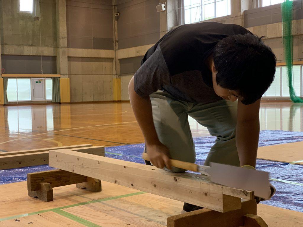 令和の大工棟梁検定新潟開催